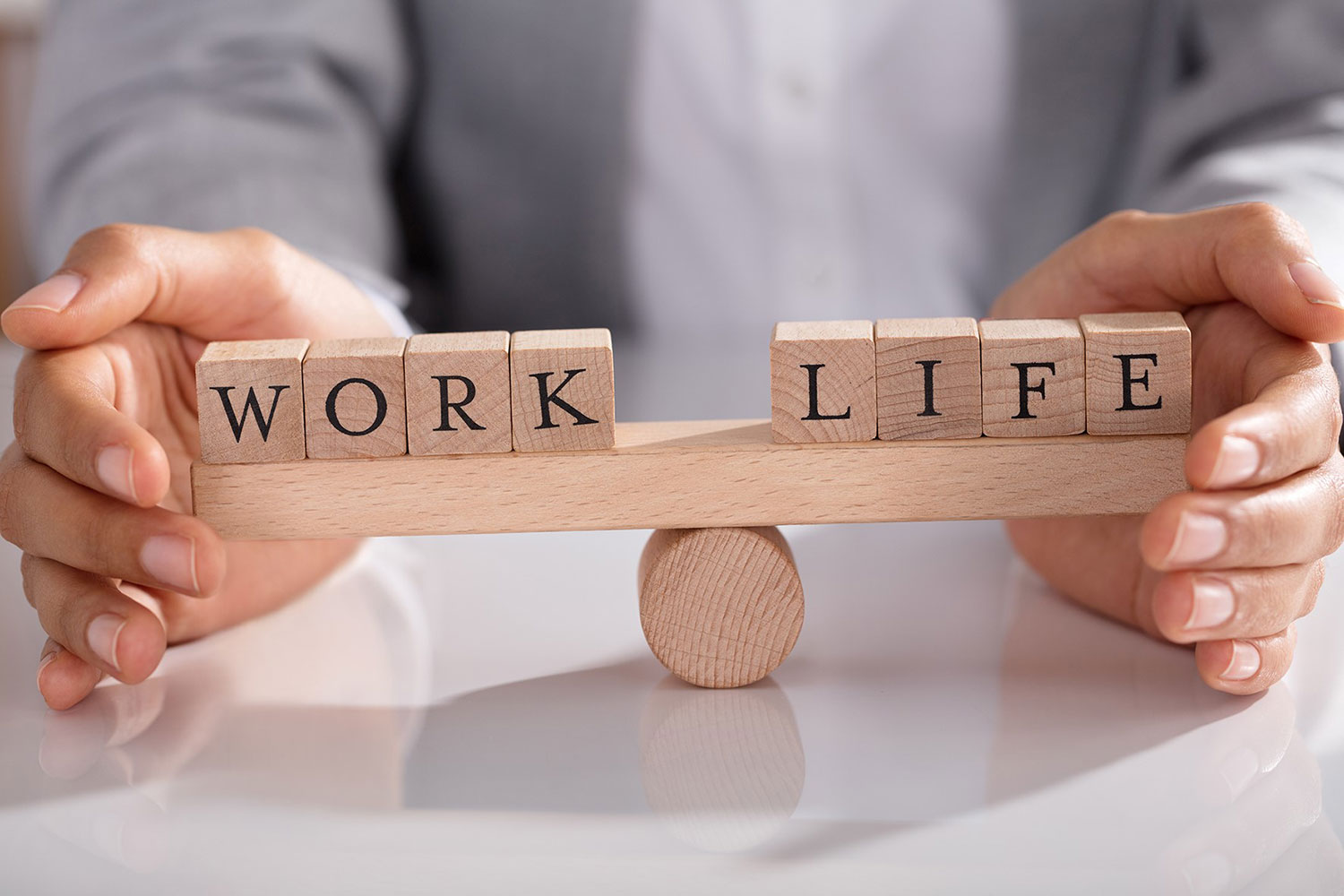 Creating a healthy work-life balance