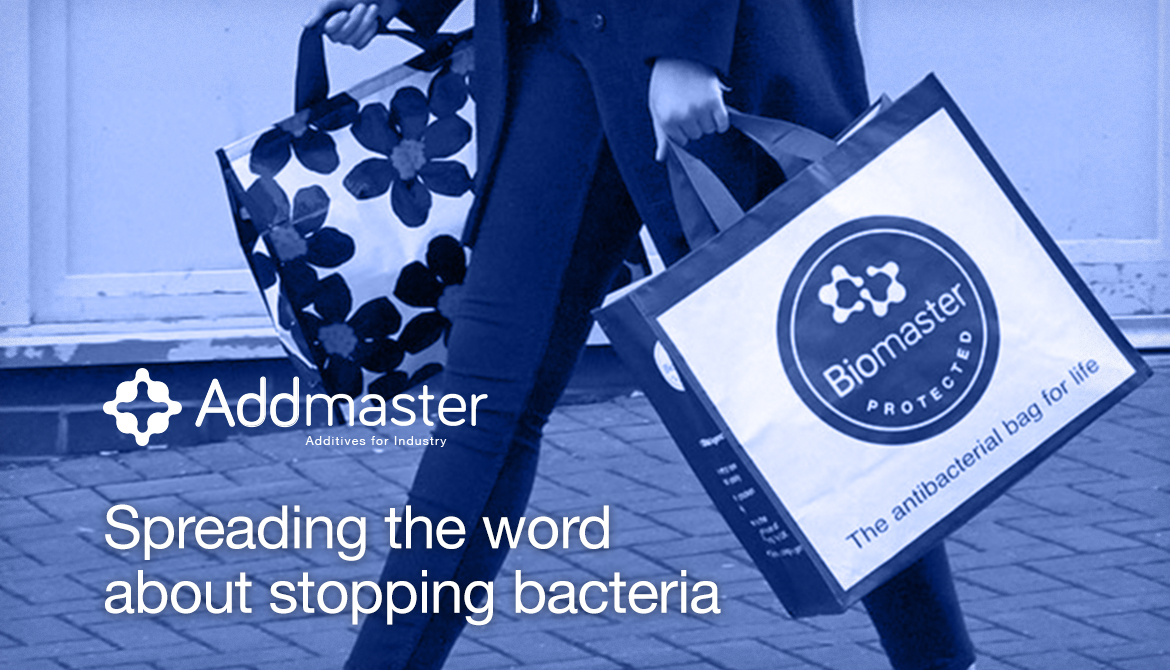 Addmaster - Spreading the word about stopping bacteria