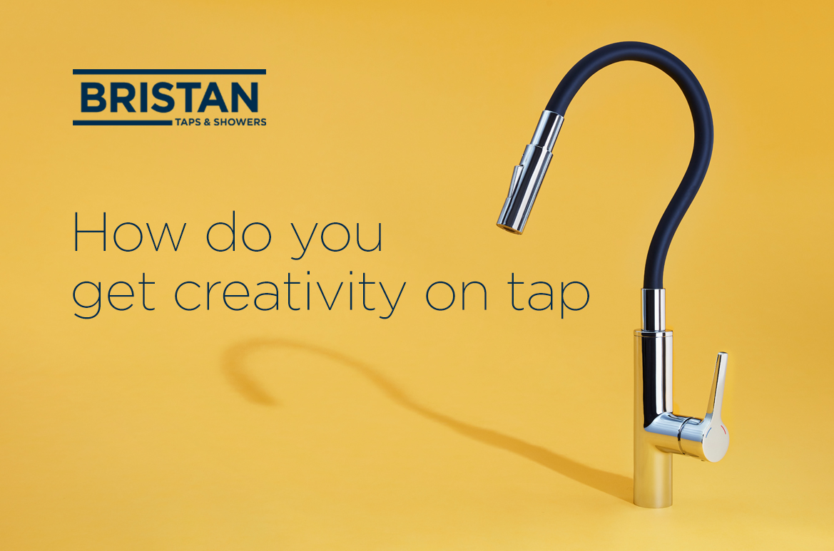How do you get creativity on tap